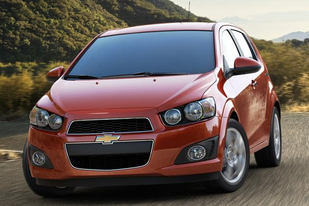 2013 Chevrolet Sonic: New Car Review featured image large thumb4