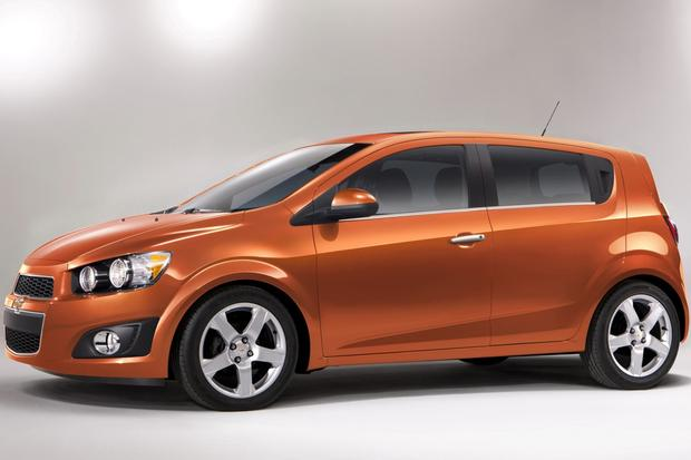 2013 Chevrolet Sonic: New Car Review featured image large thumb5