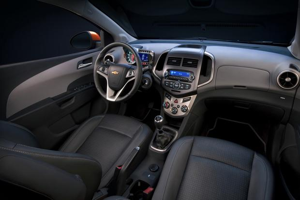 2013 Chevrolet Sonic: New Car Review featured image large thumb7