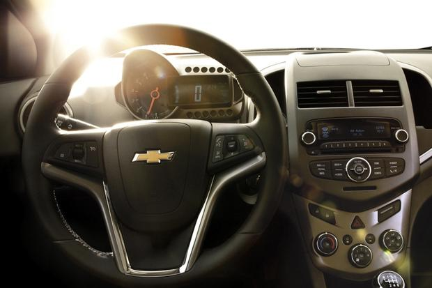 2014 Chevrolet Sonic: New Car Review featured image large thumb4