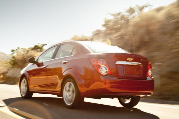 2015 Chevrolet Sonic: New Car Review featured image large thumb3