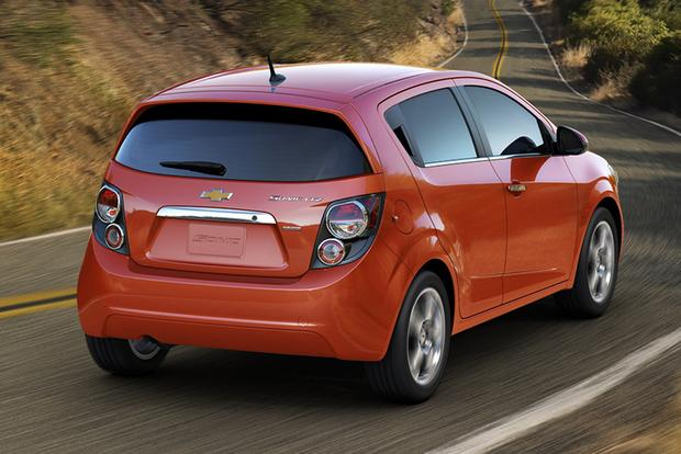 2015 Chevrolet Spark vs. 2015 Chevrolet Sonic: What's the Difference? featured image large thumb6