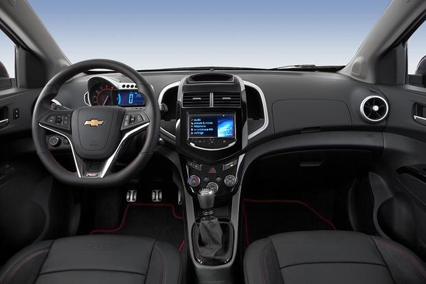 2015 Chevrolet Spark vs. 2015 Chevrolet Sonic: What's the Difference? featured image large thumb8