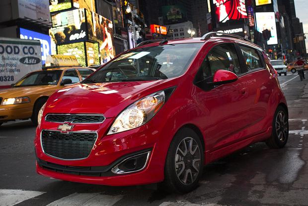 2017 Chevrolet Spark Vs Sonic What S The Difference Featured Image Large