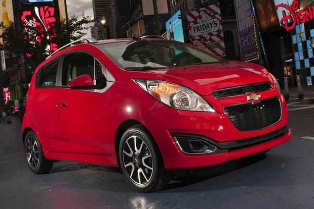 2015 Chevrolet Spark vs. 2015 Chevrolet Sonic: What's the Difference? featured image large thumb1