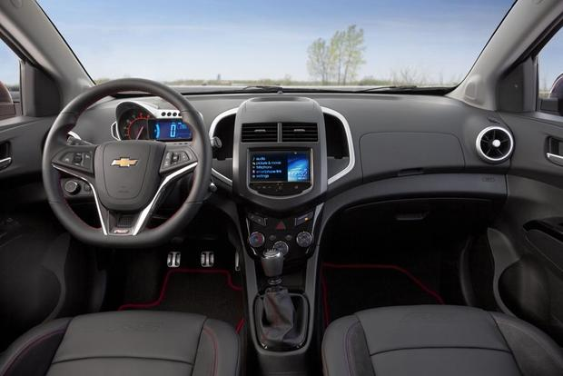 2016 Chevrolet Sonic: New Car Review featured image large thumb2