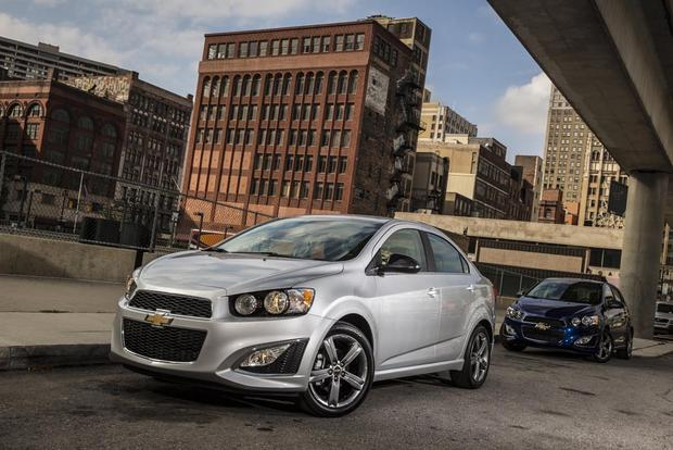 2016 Chevrolet Sonic: New Car Review featured image large thumb3