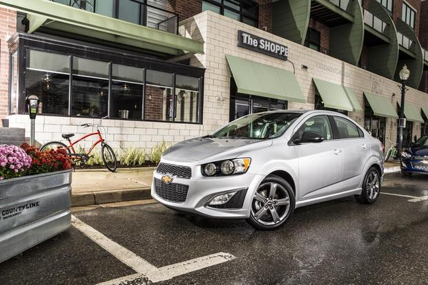 2016 Chevrolet Sonic: New Car Review featured image large thumb0