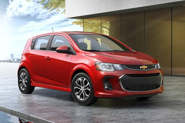 2017 Chevrolet Sonic: New Car Review
