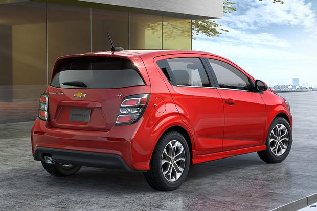 2017 Chevrolet Sonic: New Car Review featured image large thumb1