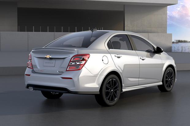 2017 Chevrolet Sonic: New Car Review featured image large thumb3