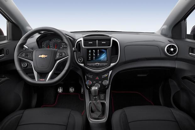 2018 Chevrolet Sonic: New Car Review featured image large thumb4