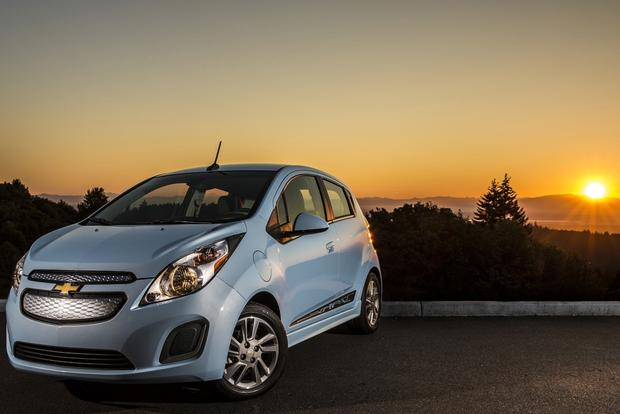 2014 Chevrolet Spark EV: First Drive Review featured image large thumb0