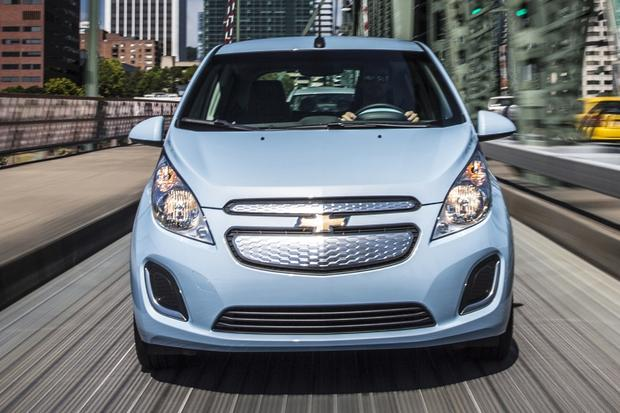2014 Chevrolet Spark EV: First Drive Review featured image large thumb1