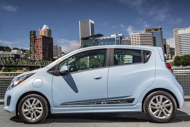 2014 Chevrolet Spark EV: First Drive Review featured image large thumb2