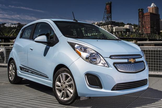 2014 Chevrolet Spark EV: First Drive Review featured image large thumb3