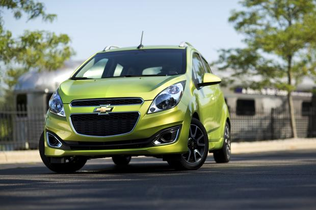 2013 Chevrolet Spark: New Car Review