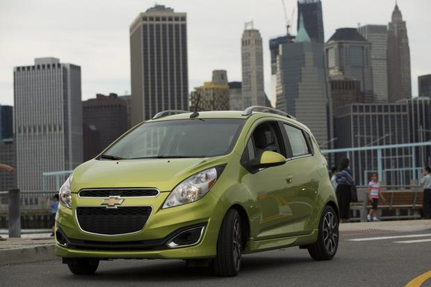 2013 Chevrolet Spark: New Car Review featured image large thumb1