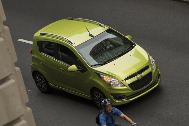 2013 Chevrolet Spark: New Car Review featured image large thumb3