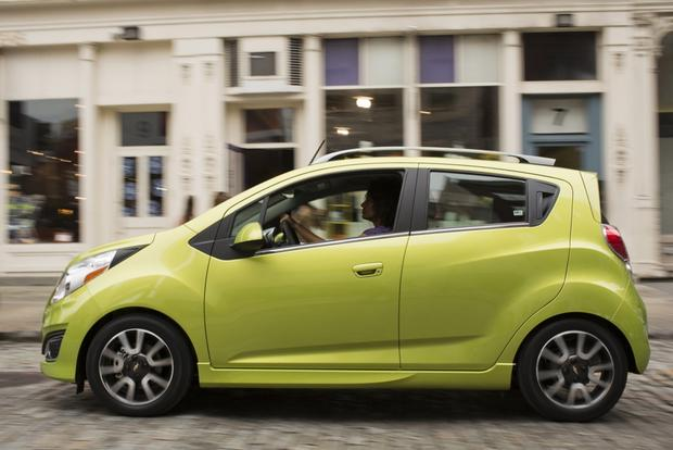 2013 Chevrolet Spark: New Car Review featured image large thumb4