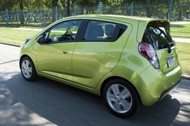 2013 Chevrolet Spark: New Car Review featured image large thumb5