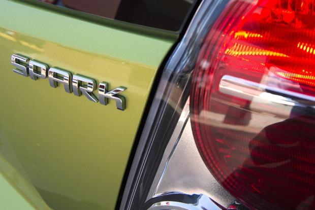2013 Chevrolet Spark: New Car Review featured image large thumb7