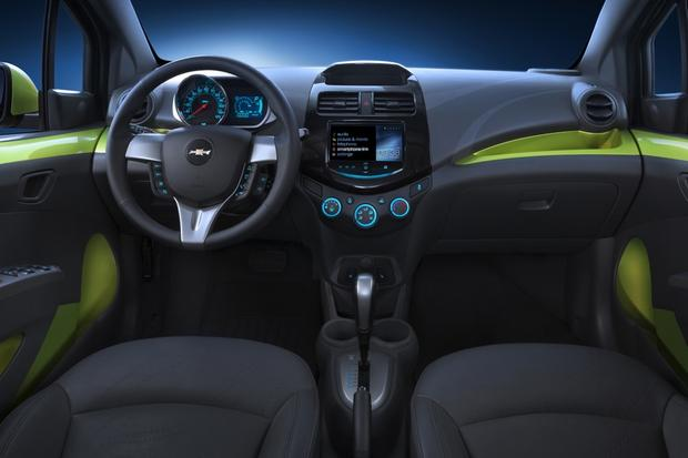2013 Chevrolet Spark: New Car Review featured image large thumb9