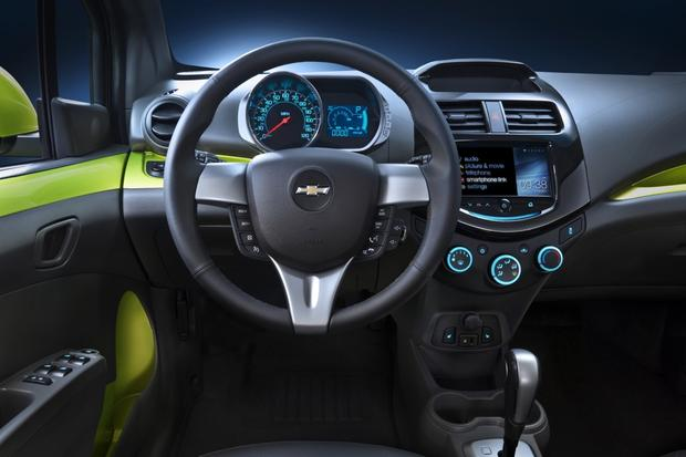 2013 Chevrolet Spark: New Car Review featured image large thumb10