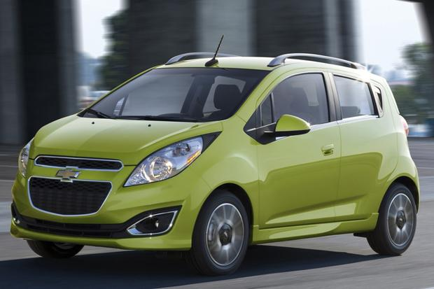 2015 Chevrolet Spark: New Car Review featured image large thumb1