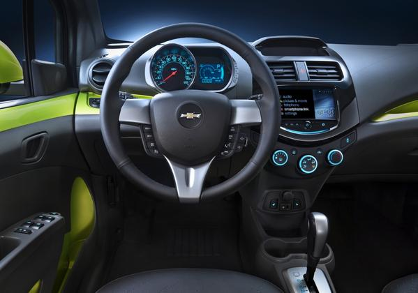 2015 Chevrolet Spark: New Car Review featured image large thumb3