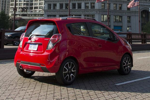 2015 vs. 2016 Chevrolet Spark: What's the Difference ...