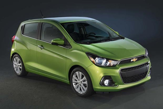 2015 vs. 2016 Chevrolet Spark: What's the Difference?