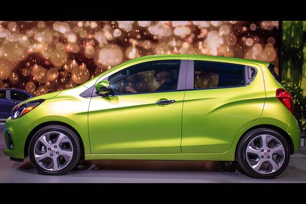 2016 Chevrolet Spark: What's the Difference? featured image large thumb4