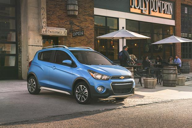 2017 Chevrolet Spark: New Car Review featured image large thumb0