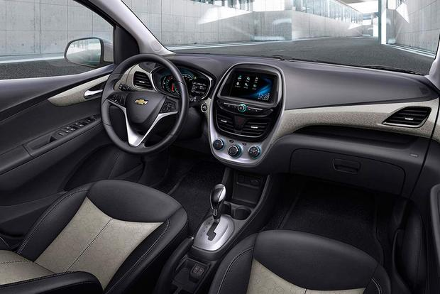 2017 Chevrolet Spark: New Car Review featured image large thumb2