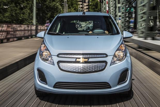 2015 Chevrolet Spark EV: New Car Review featured image large thumb0