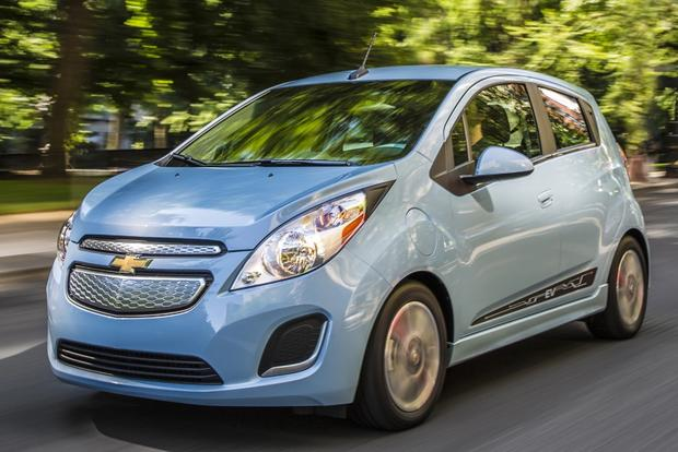 2015 Chevrolet Spark EV: New Car Review featured image large thumb1