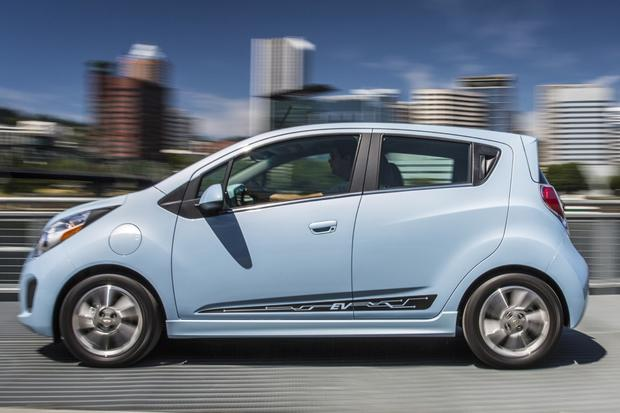 2015 Chevrolet Spark EV: New Car Review featured image large thumb2