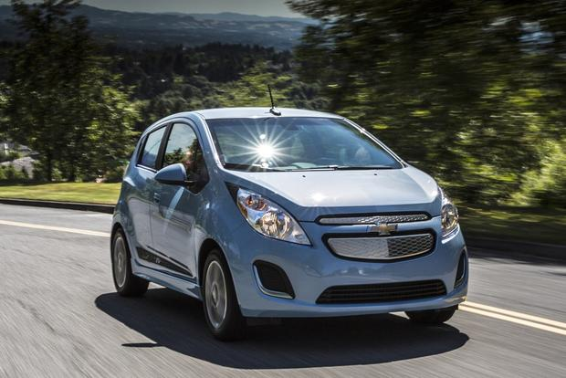 2015 Chevrolet Spark EV: New Car Review featured image large thumb4