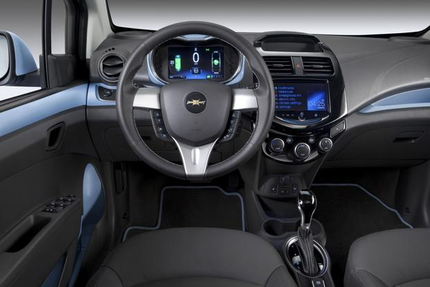 2016 Chevrolet Spark Ev New Car Review Autotrader