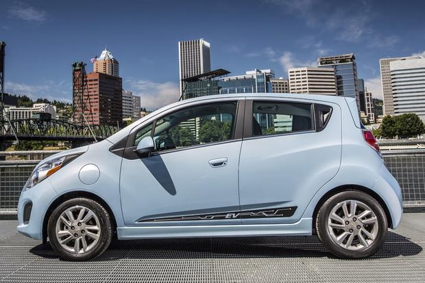 2014 Chevrolet Spark EV: New Car Review featured image large thumb1