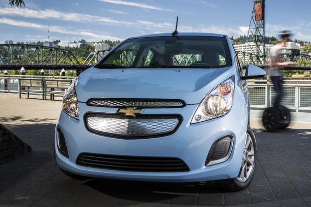 2014 Chevrolet Spark EV: New Car Review featured image large thumb2