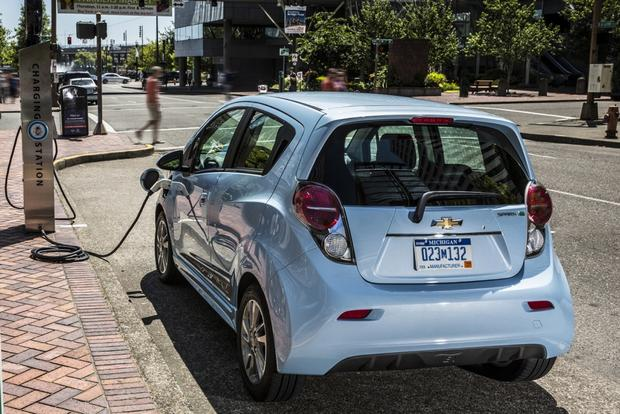 2014 Chevrolet Spark EV: New Car Review Featured Image Large Thumb4