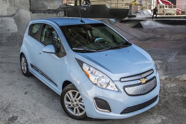 2014 Chevrolet Spark EV: New Car Review featured image large thumb5