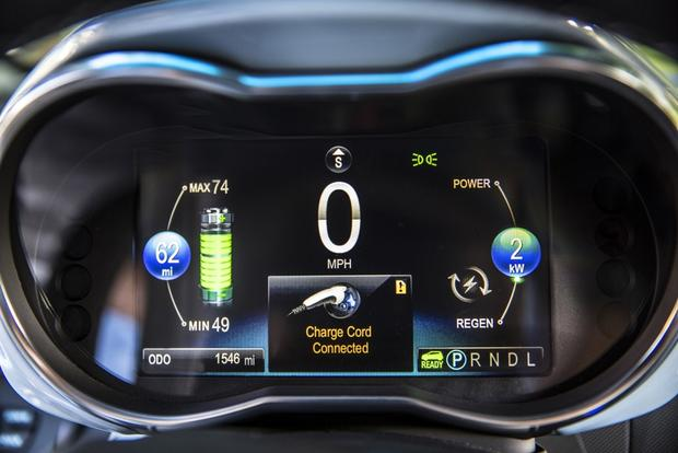 2014 Chevrolet Spark EV: New Car Review featured image large thumb6