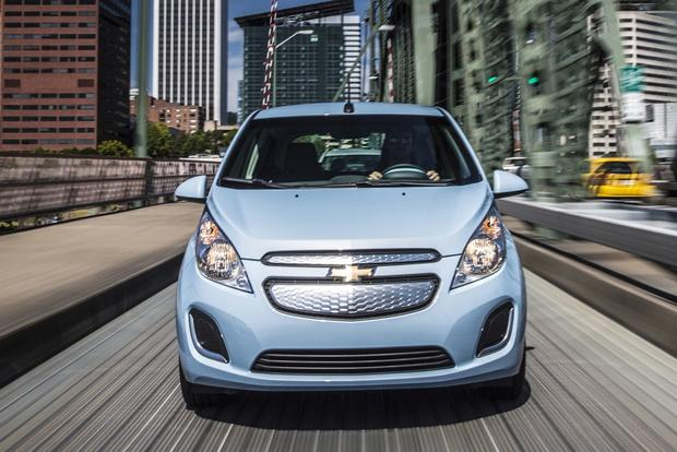 2014 Chevrolet Spark EV: New Car Review Featured Image Large Thumb0