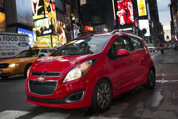 Chevrolet spark check engine
