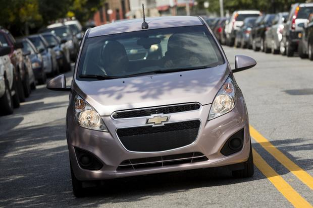 2014 Chevrolet Spark: New Car Review featured image large thumb2