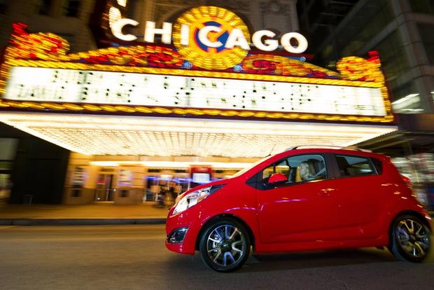 2014 Chevrolet Spark: New Car Review featured image large thumb1