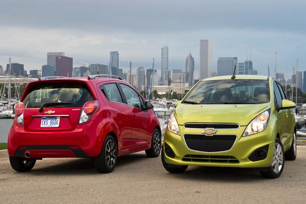 2014 Chevrolet Spark New Car Review Autotrader